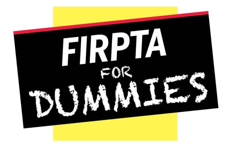FIRPTA Meets LLCs